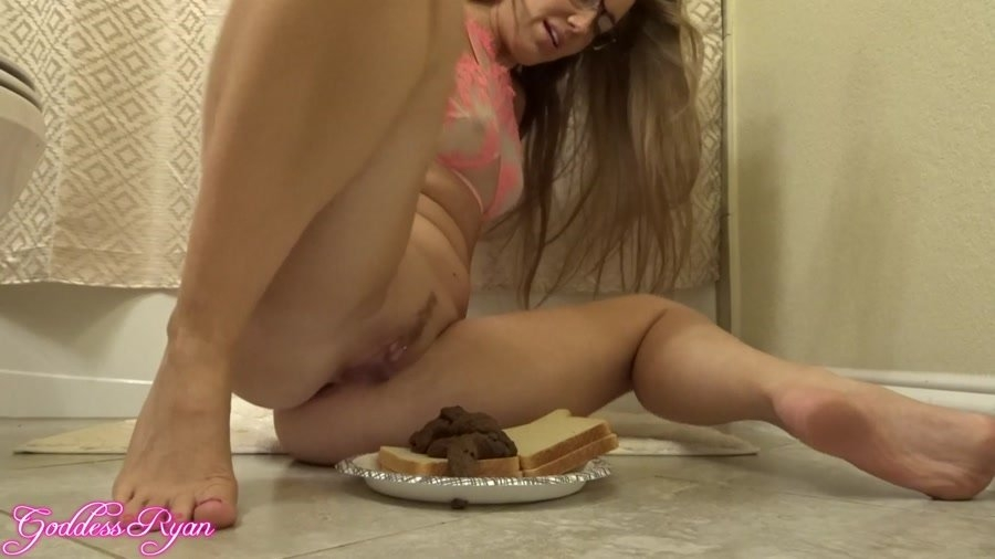 Eat My Spit & Shit Sandwich - Sex With GoddessRyan (2018) [FullHD Quality MPEG-4 Video 1920x1080 60.000 FPS 10.2 Mb/s / mp4]