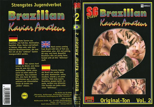 Brazilian Kaviar Amateur 02 - Sex With Girls (2018) [CamRip AVI Video MS MPEG-4 v1 320x240 15.000 FPS 484 kb/s / avi]