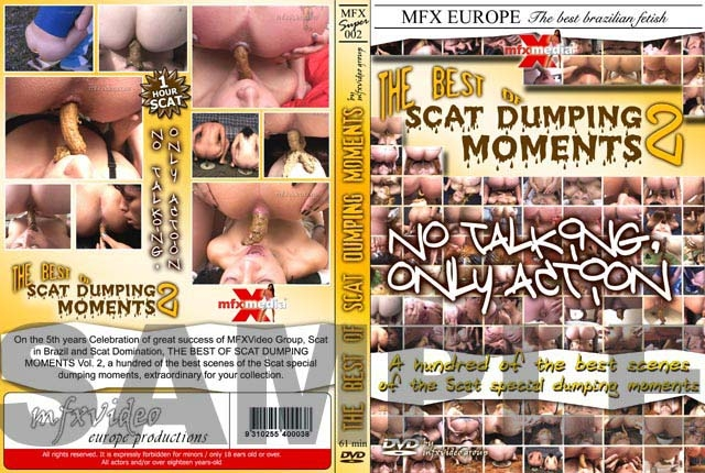 MFX-the best scat dumping moments 2 - Sex With Brazilian Girls (2018) [DVDRip AVI Video DivX 3 Low 320x240 25.000 FPS 296 kb/s / avi]