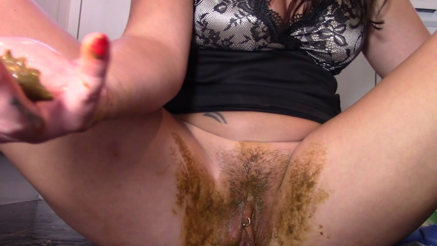Scat Feet And Pussy Worship - Sex With evamarie88  (2018) [FullHD 1920x1080 / MPEG-4]