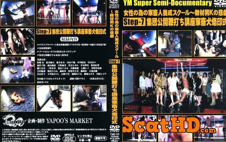 Yapoo's Market - 55 - Sex With Japanese girls (2018) [DVDRip / AVI]