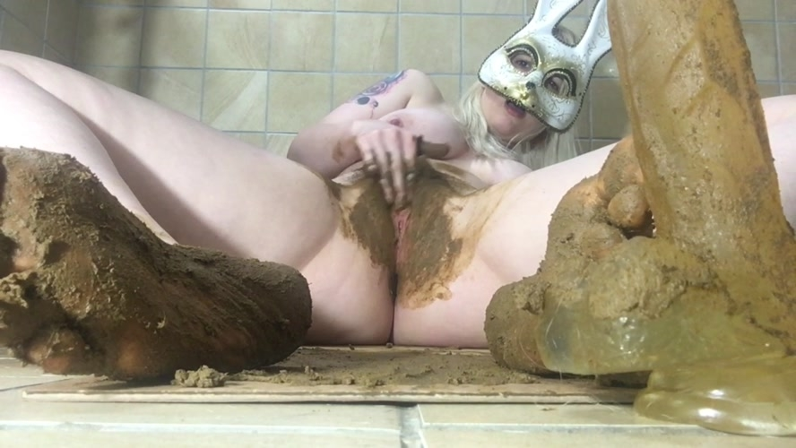 Foot JOI Smear - Sex With ChubbiBunni (2019) [FullHD 1920x1080 / MPEG-4]