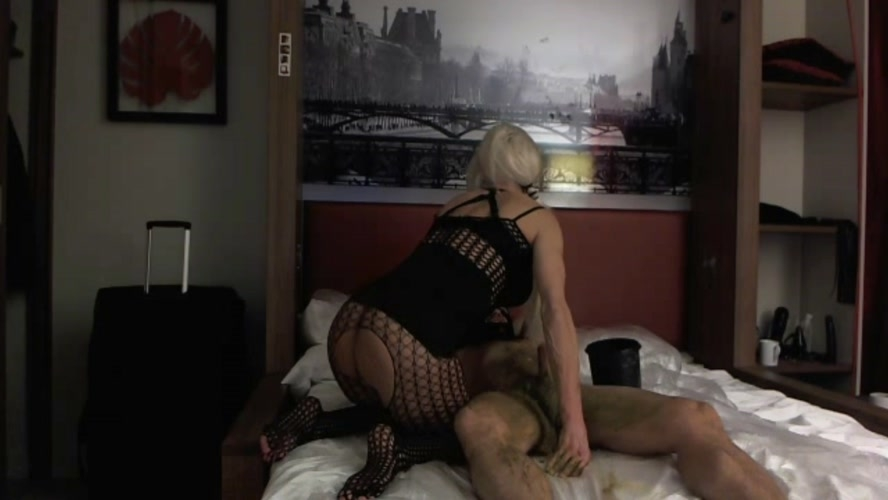 Exxxtreme Scat Pig in Paris Part 1 - Sex With Marlinda Branco (2019) [FullHD 1920x1080 / MPEG-4]