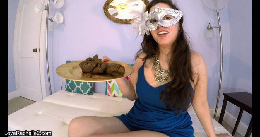 Best Fetish EVER! Tasting Delicious Poop - Sex With LoveRachelle2 (2019) [UltraHD/4K 4096x2160 / MPEG-4]