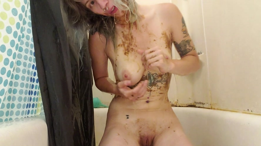 BTS: Messy Tit Play, Dirty Fingering - Sex With xxecstacy (2019) [FullHD 1920x1080 / MPEG-4]
