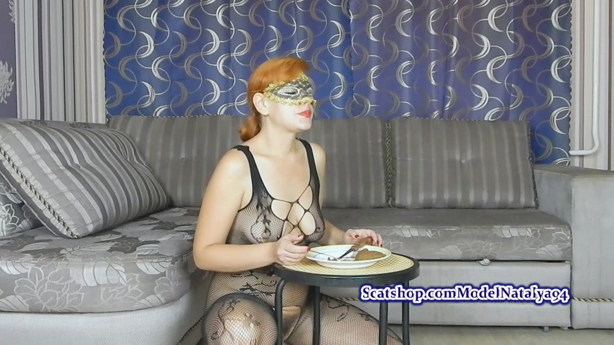 Yana's crappy breakfast - Sex With ModelNatalya94  (2019) [FullHD 1920x1080 / MPEG-4]