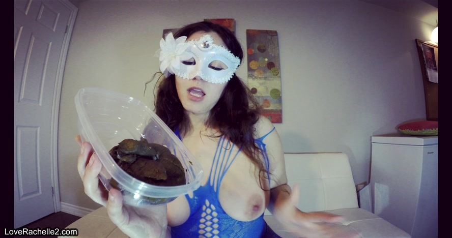 I've Fed HUNDREDS My Shit! Over 1000 Logs - Sex With LoveRachelle2  (2020) [UltraHD/4K 4096x2160 / MPEG-4]