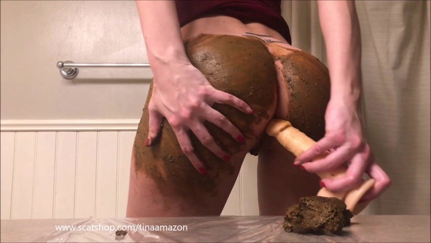 Dirty anal atm with full ass smearing - Sex With TinaAmazon (2020) [FullHD 1920x1080 / MPEG-4]