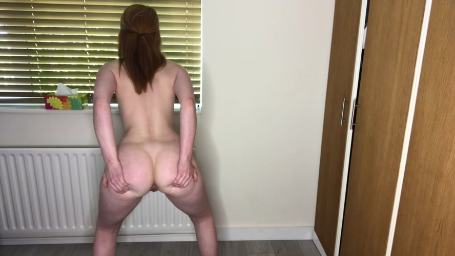 Shitting standing up & offering you poop - Sex With Hayley-x-x (2020) [FullHD 1920x1080 / MPEG-4]