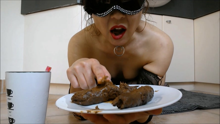 How Much Did You Eat, JapScatSlut (2020) [FullHD 1920x1080 / MPEG-4]