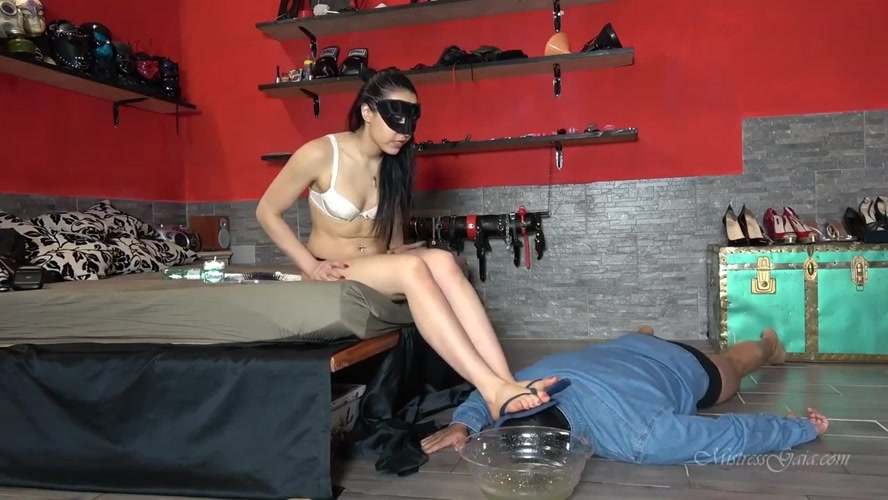 APPETIZING OBEDIENCE TEST - Sex With Mistress Gaia (2020) [FullHD 1920x1080 / MPEG-4]